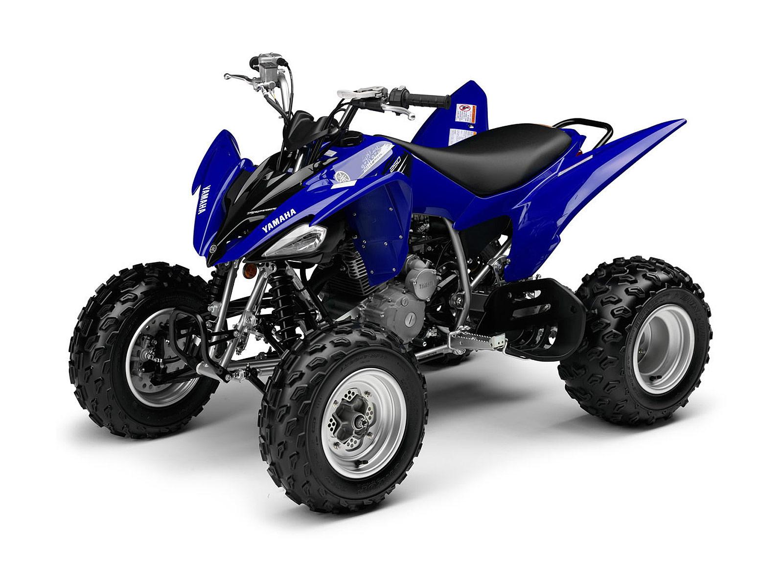 quad yamaha 250