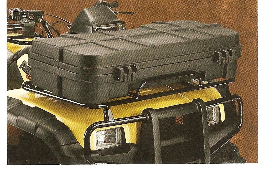 coffre de rangement quad moose cargo boxes avant. Black Bedroom Furniture Sets. Home Design Ideas